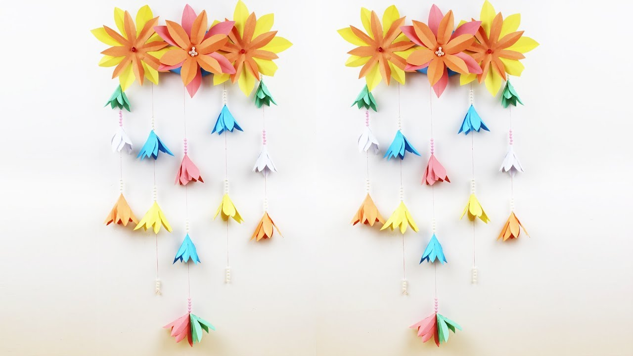 Attractive Flower Shape Origami