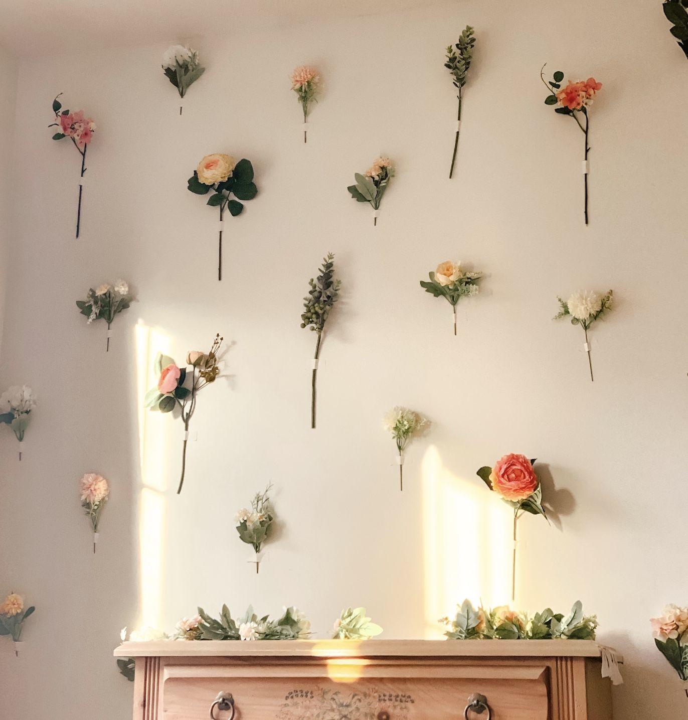 Beautiful Flowers Walls