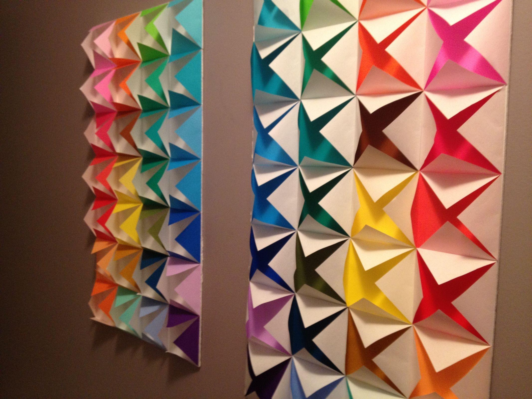 Geometry Style Origami