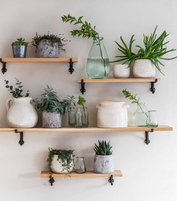 Instagramable Hanging Shelves