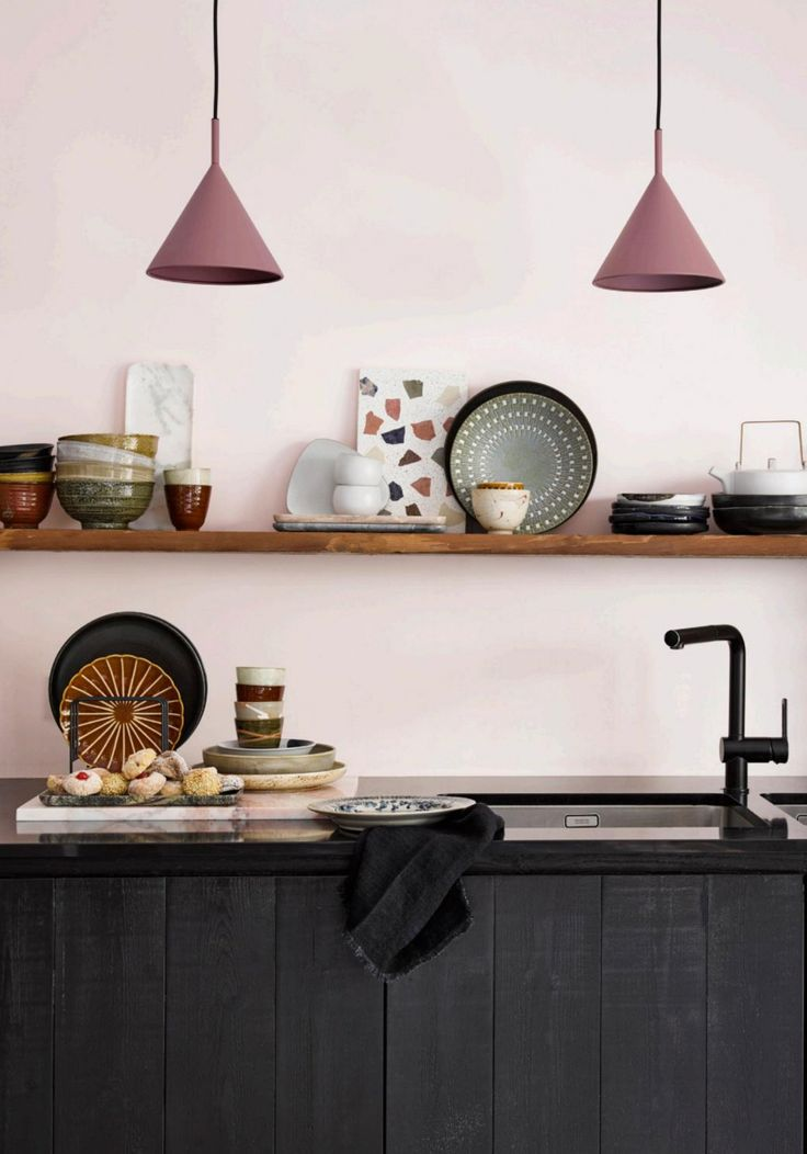 Plates as Wall Decorations