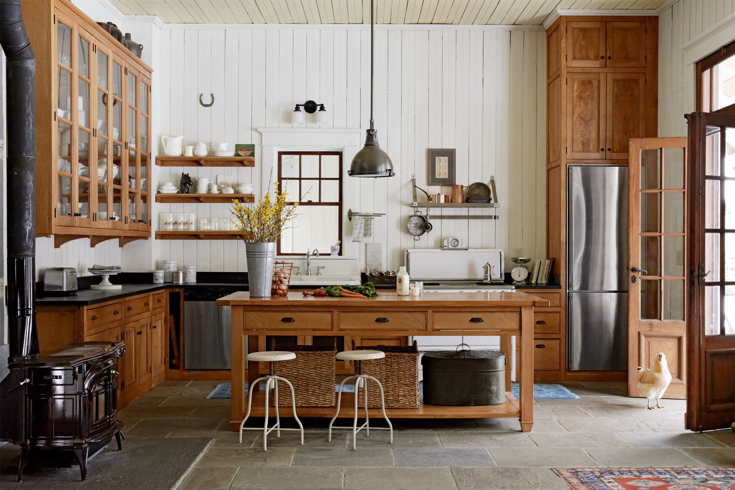 Retro and Vintage Kitchen Table