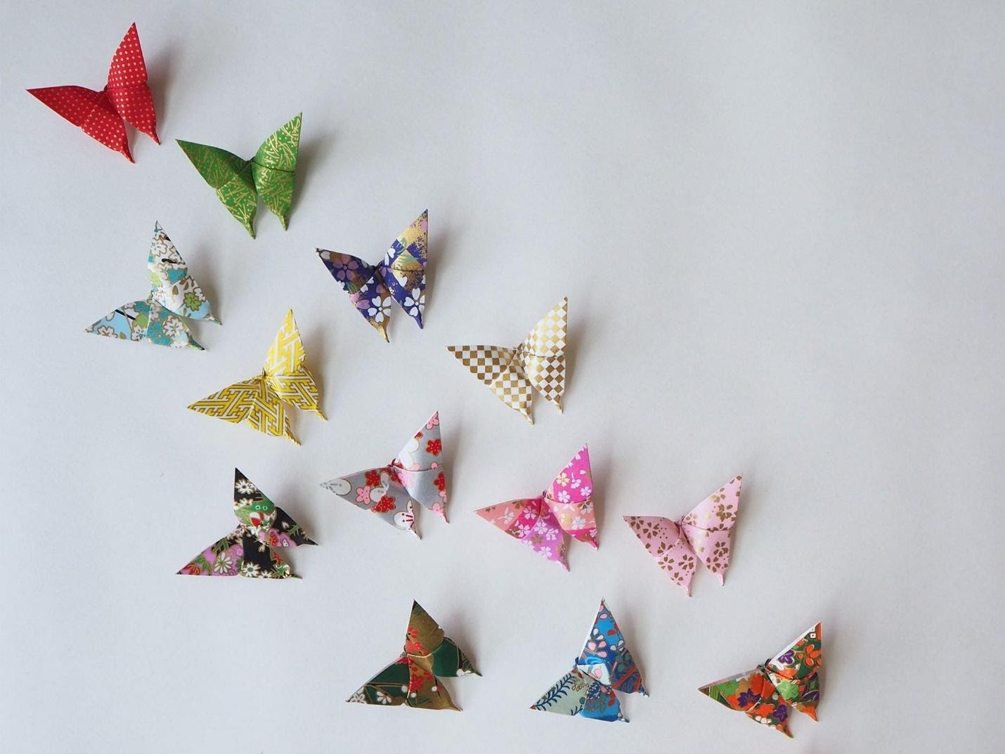 Simple Origami Decoration